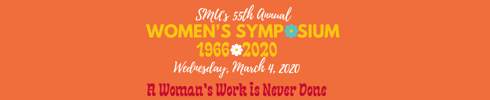 Women's Symposium March 4th, 2020