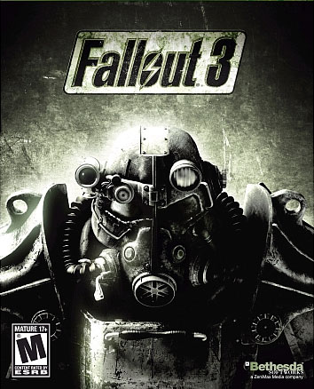 Cover art from Fallout 3
