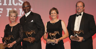 SMU's Athletics Hall of Fame class of 2009