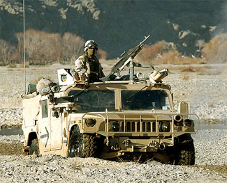 Army all-terrain vehicle