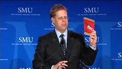 SMU Engineering Dean Geoffrey Orsak