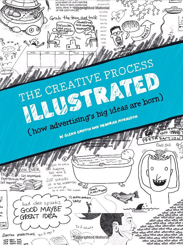 Cover of 'The Creative Process Illustrated'