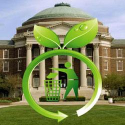 SMU RecycleMania logo
