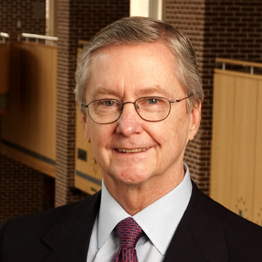 Business and civic leader and SMU Trustee Carl Sewell
