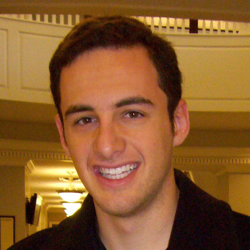 SMU first-year student Lance Barnard