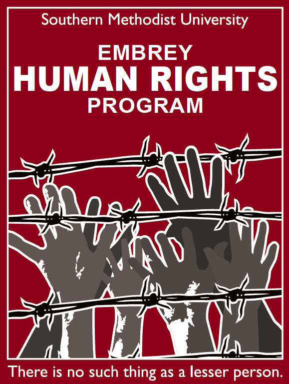SMU Embrey Human Rights Program logo