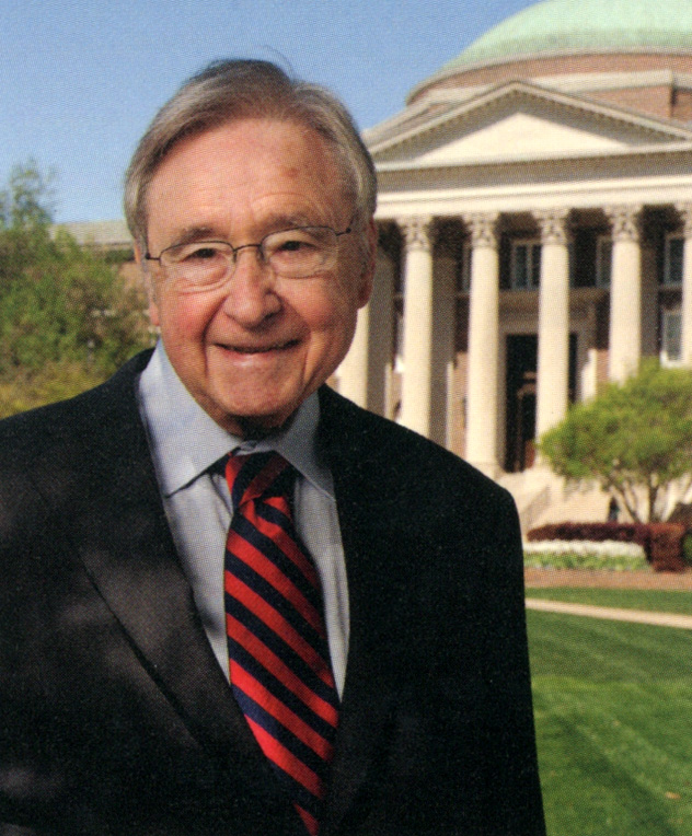Author and SMU Professor Emeritus Marshall Terry