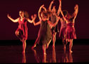 SMU student dancers perform