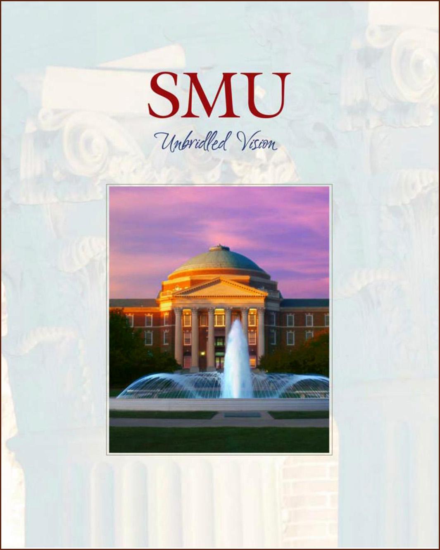 SMU Centennial bookcover