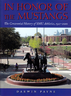 Book cover of 'In Honor of the Mustangs'