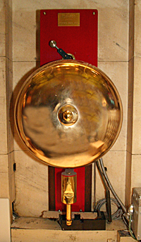 New York Stock Exchange Bell