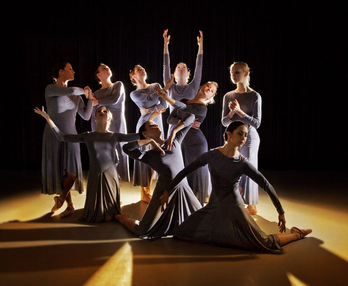 Prayers by New York-based choreographer Jessica Lang