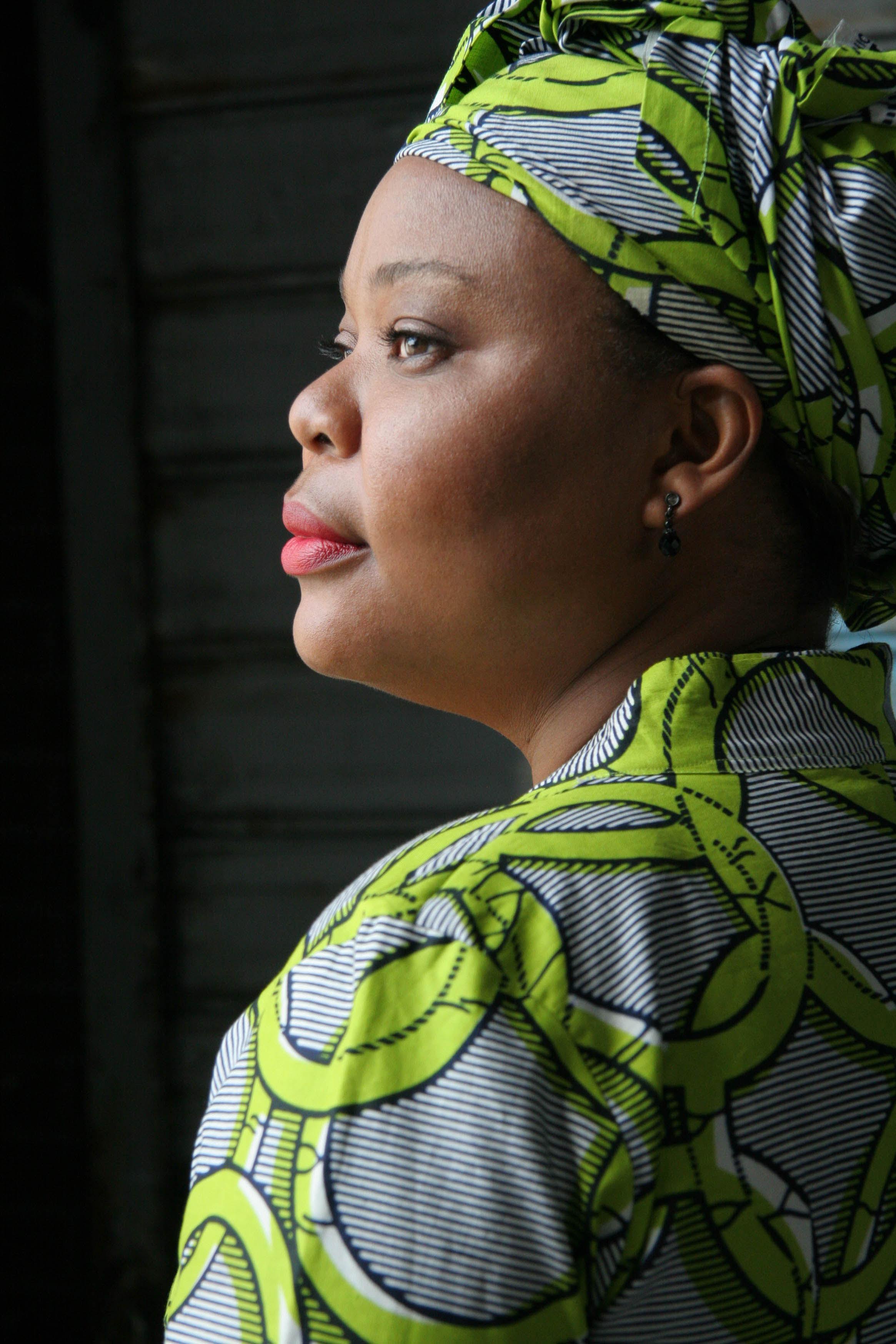 2011 Nobel Peace Prize winner Leymah Gbowee