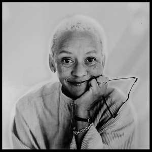 Poet and author Nikki Giovanni