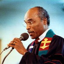 Rev. Zan Holmes