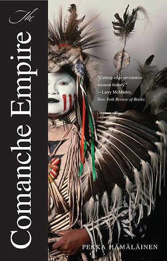 'The Comanche Empire' book cover