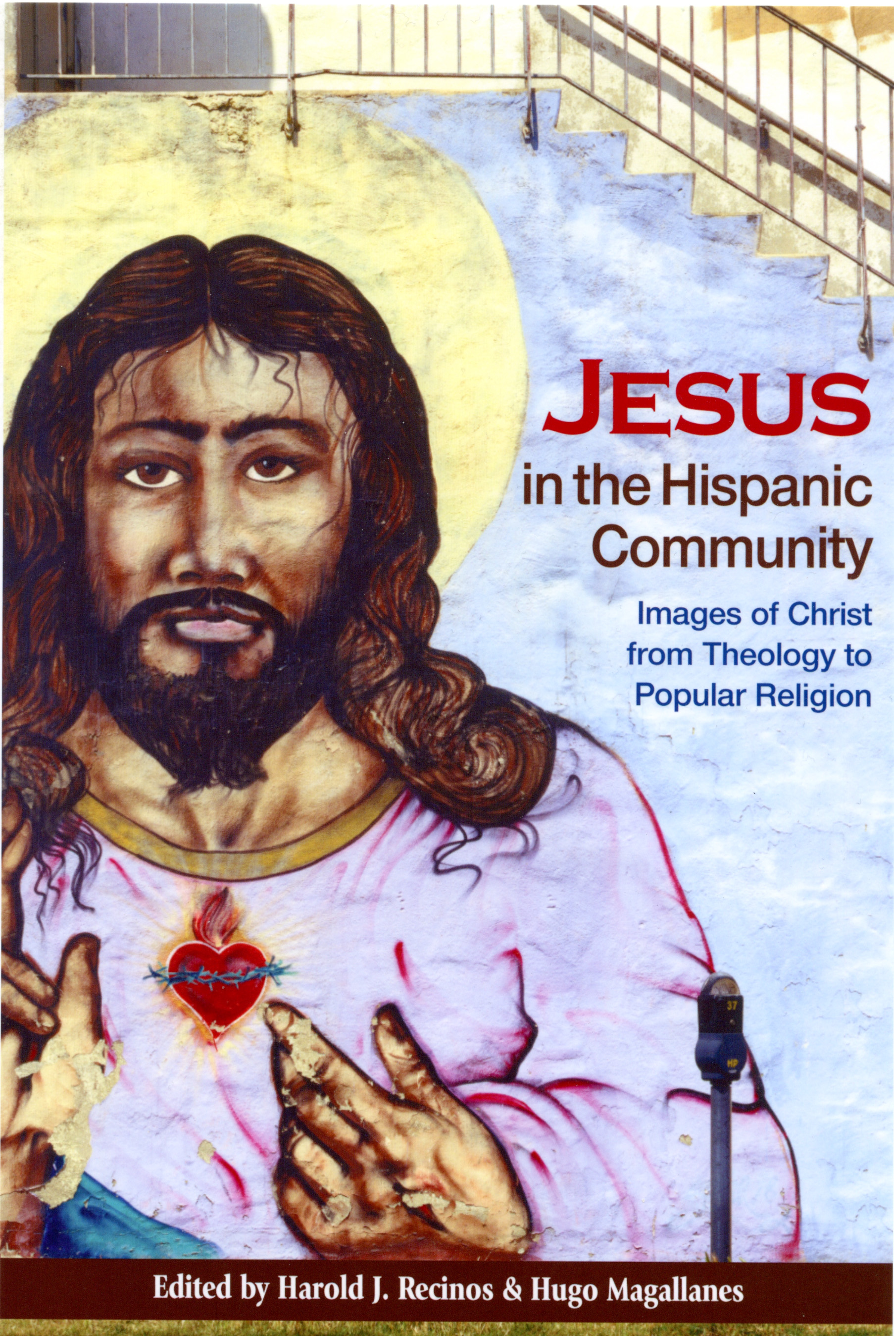 'Jesus in the Hispanic Community' book cover