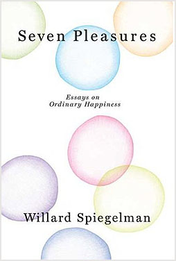 'Seven Pleasures' book cover, Willard Spiegelman