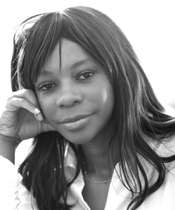 Author and international economist Dambisa Moyo