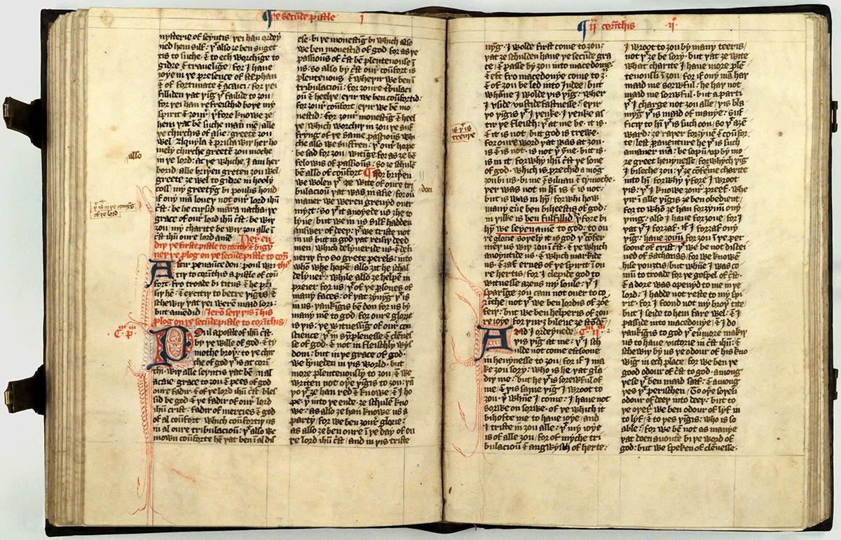John Wycliffe Bible