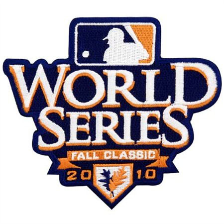 2010 World Series logo