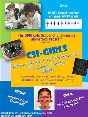 CSI Girls Camp