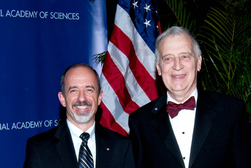 David Meltzer and Ralph Cicerone