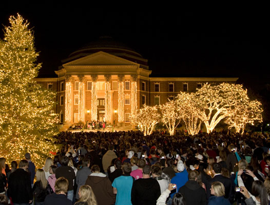 SMU Celebration of Lights 2008
