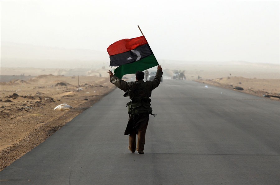 Libyan Freedom Fighter