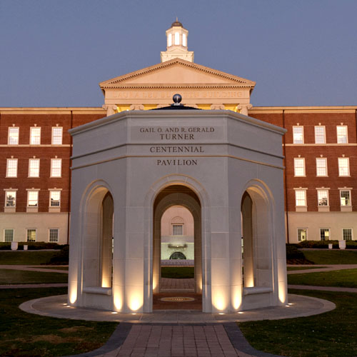 Turner Pavilion at SMU