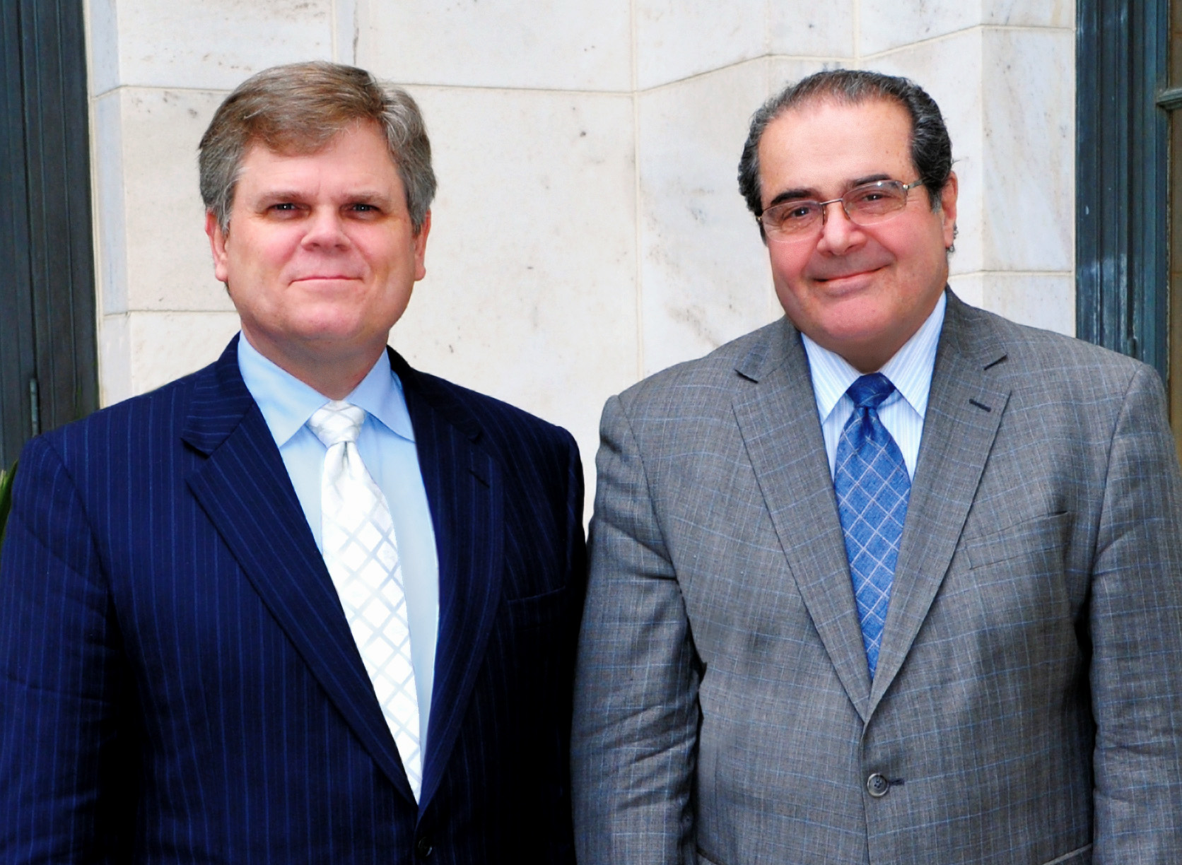 Professor Bryan Garner and Justice Antonin Scalia