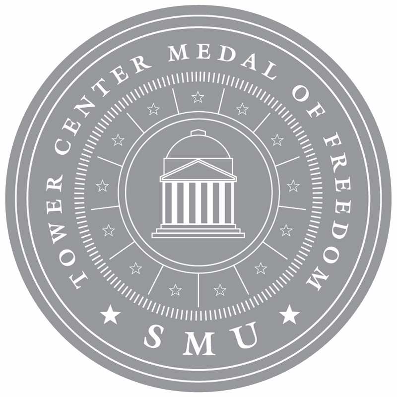 Tower Center Medal of Freedom