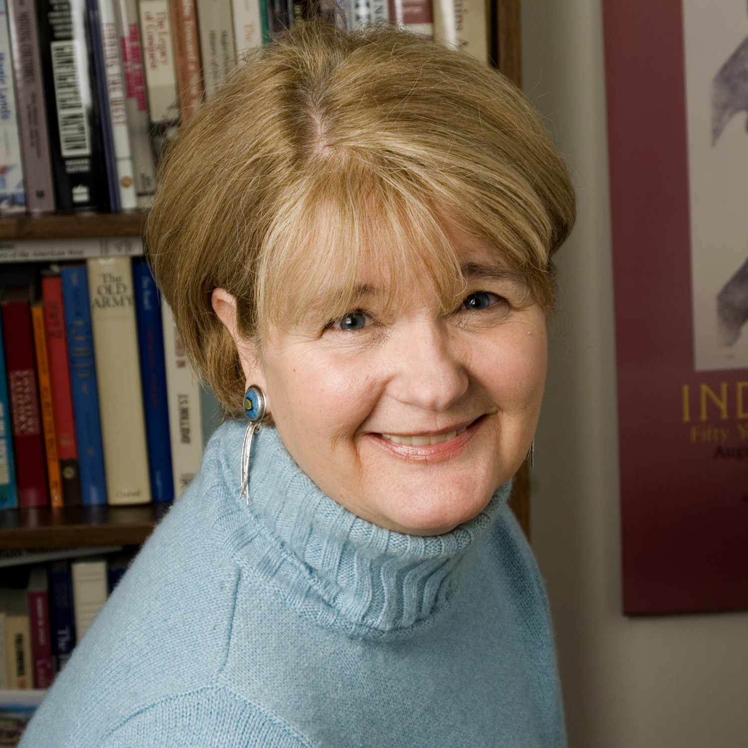 SMU History Professor Sherry Smith