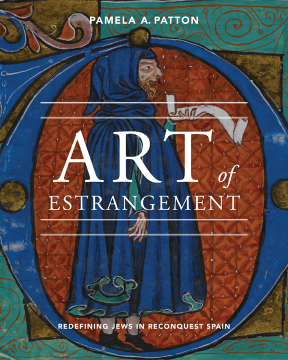 Art of Estrangement book cover