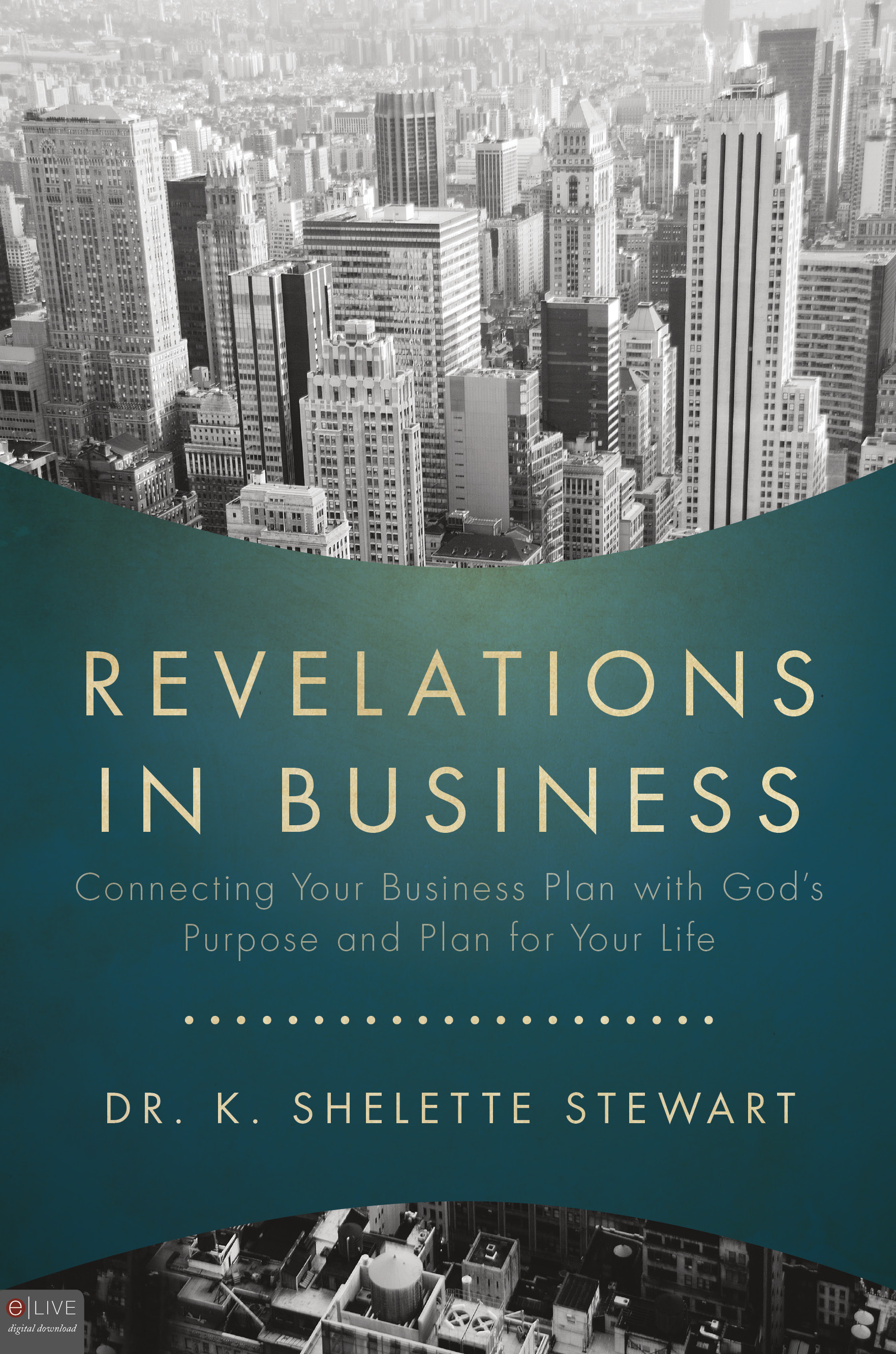 Revelations in Business book cover