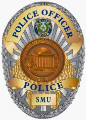 SMU Police Department Badge