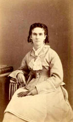 Texas Pioneer Lizzie Williams