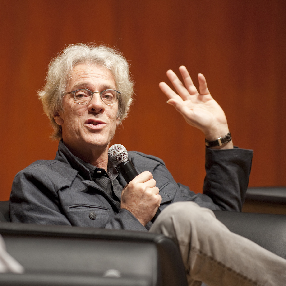 Rock Star Stewart Copeland at SMU