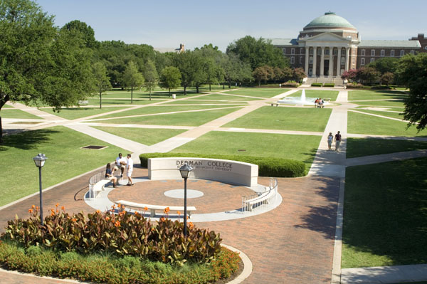 SMU lawn care feature