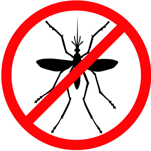 beware of mosquitoes
