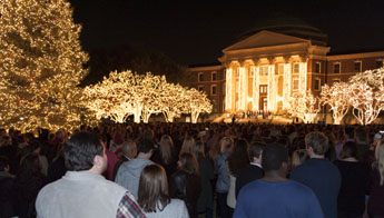 SMU Celebration of Lights 2013