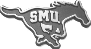 SMU Holiday Gift Suggestion - Mustang Emblem