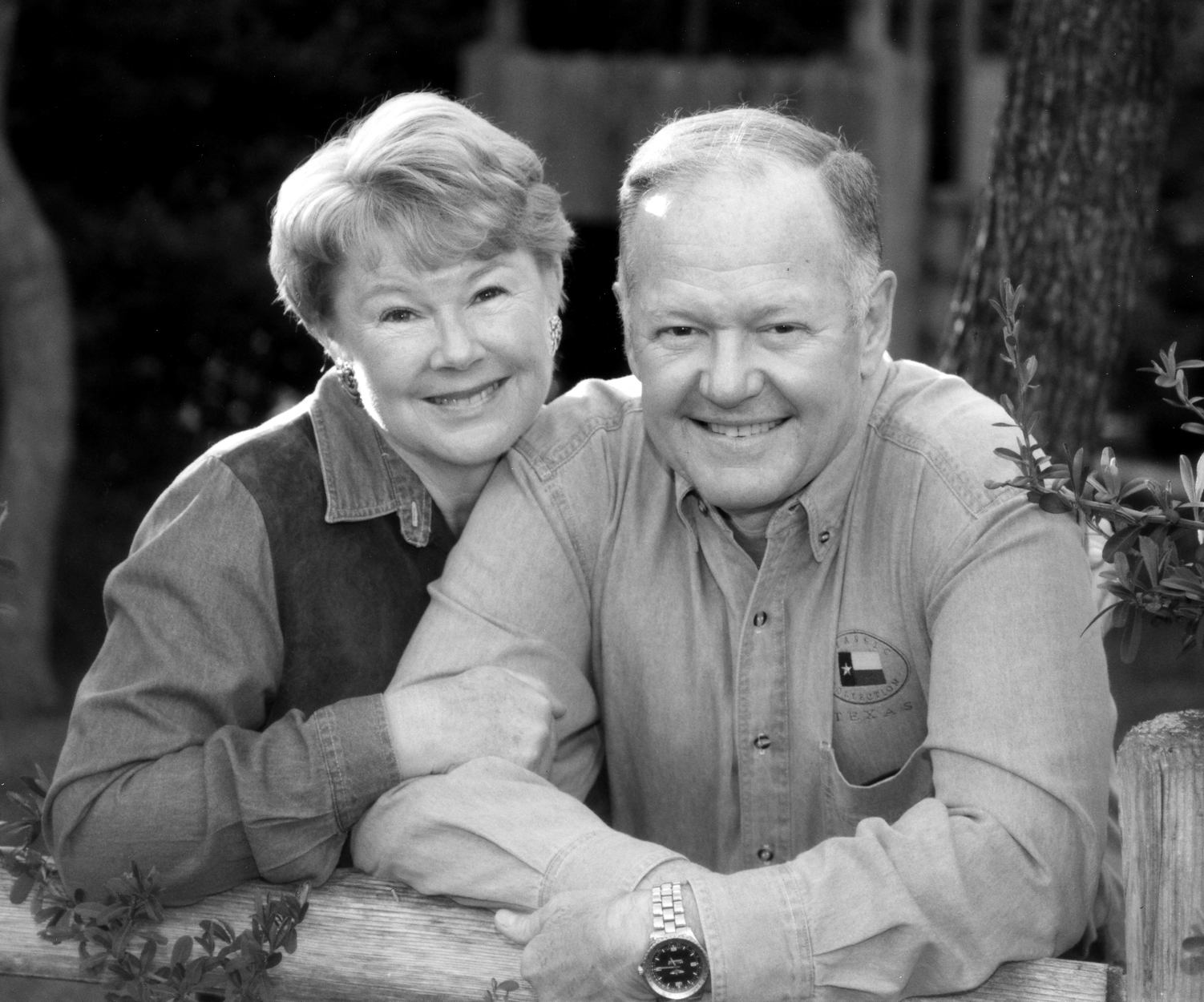 Nancy Ann and Ray L. Hunt
