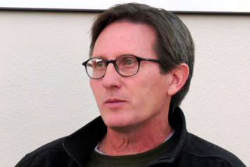 Author Joe Coomer, SMU '81