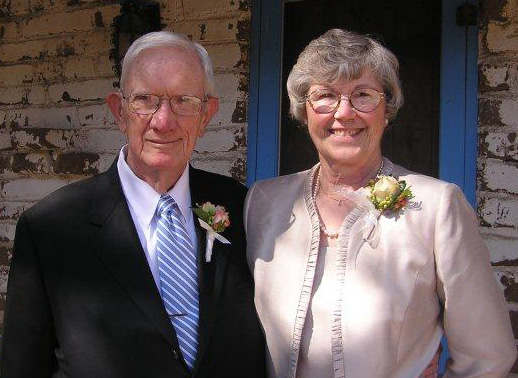 Ken and Lila Foree of Highland Park United Methodist Church