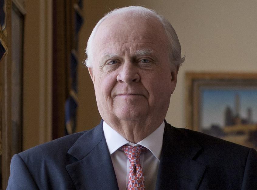 Business Leader Gerald J Ford To Speak At Smu December