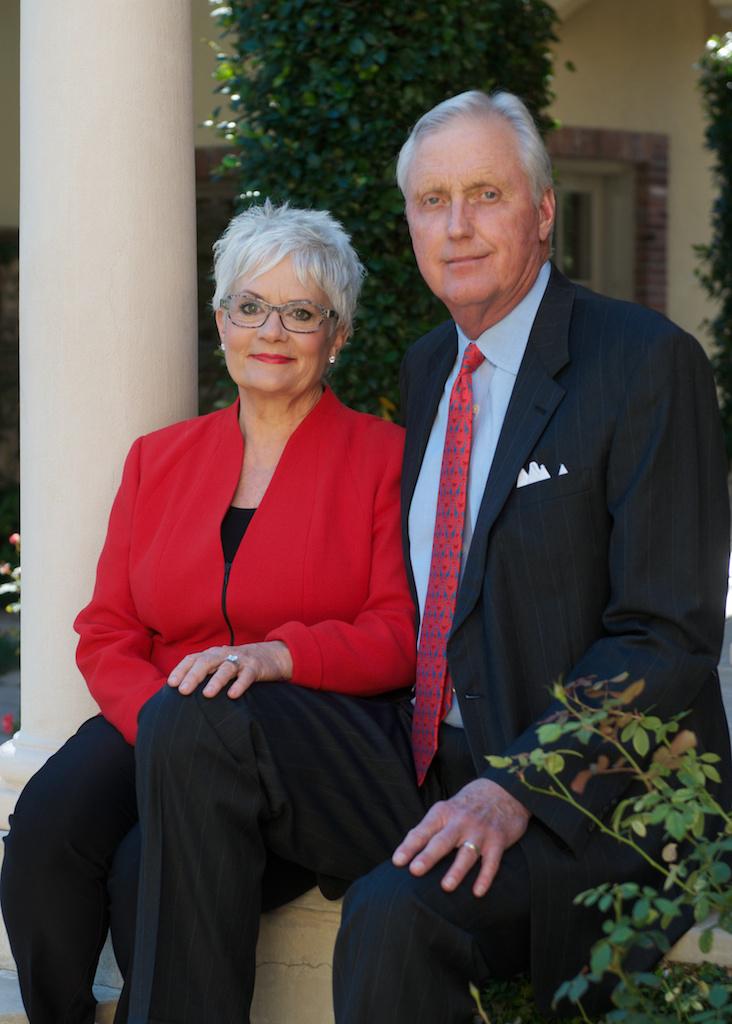 Carolyn and David Miller