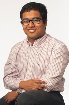 SMU junior Rahfin Faruk, 2014 Truman Scholar