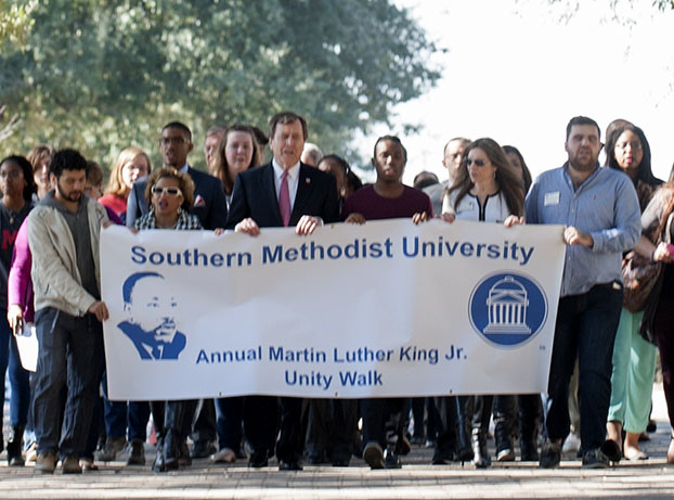Unity Walk 2015 at SMU