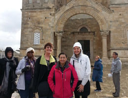 SMU Adventures in Mount Tabor